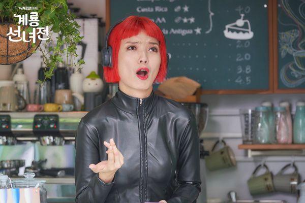 """Tại sao khán giả lại mê mệt với phim """"Kê Long Tiên Nữ Truyện"""" thế? 19"""