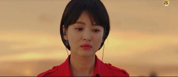 """Teaser tiếp theo của """"Boyfriend"""", Song Hye Kyo đẹp nhưng tâm trạng 3"""