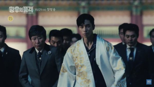 """Phim """"The Last Empress"""": Tung teaser thứ 3 đầy kịch tính và đau khổ 12"""
