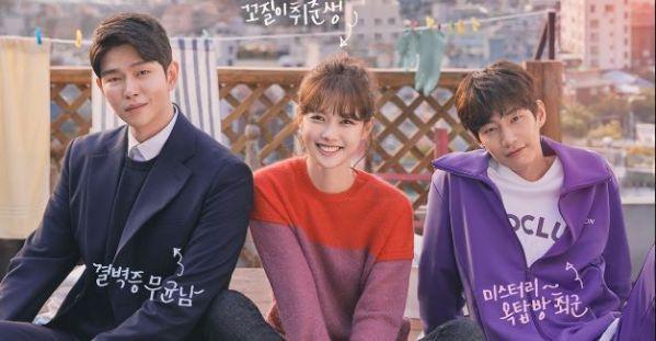 Top các phim Hàn Quốc đang hot nhất tháng 11, tháng 12 cuối năm 2018 9