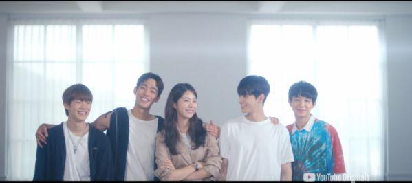 """""""Top Management"""" tung ảnh """"siêu ngọt"""" của Cha Eun Woo, Ahn Hyo Seop 8"""