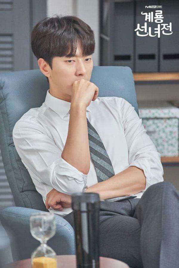 """Trong """"Kê Long Tiên Nữ Truyện"""": Nam chính Yoon Hyun Mingây hài nhất 13"""