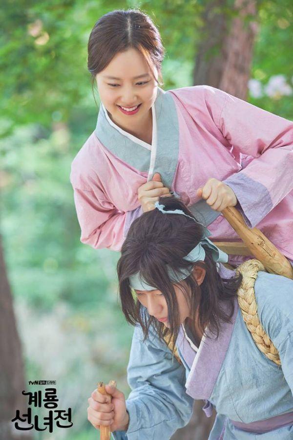 """Trong """"Kê Long Tiên Nữ Truyện"""": Nam chính Yoon Hyun Mingây hài nhất 2"""