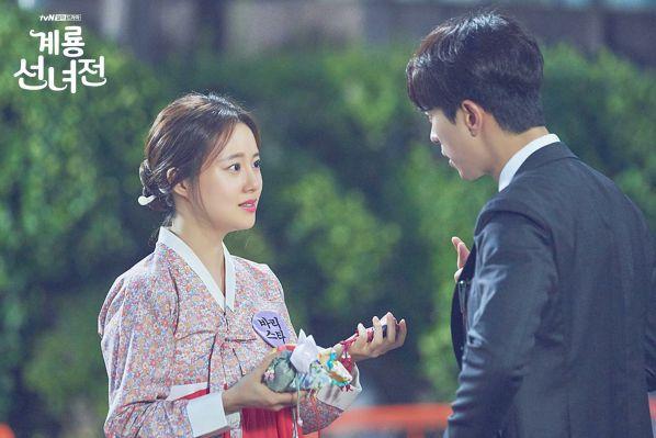 """Trong """"Kê Long Tiên Nữ Truyện"""": Nam chính Yoon Hyun Mingây hài nhất 4"""