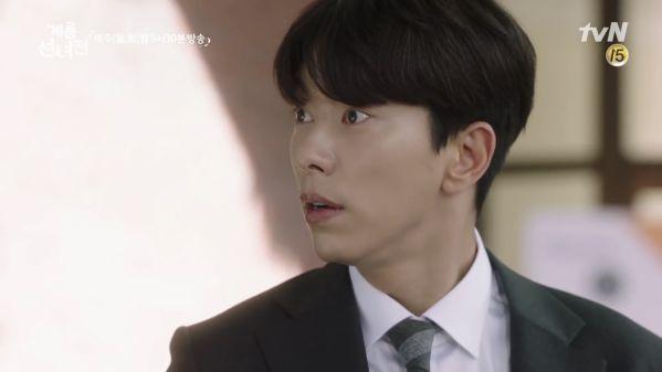 """Trong """"Kê Long Tiên Nữ Truyện"""": Nam chính Yoon Hyun Mingây hài nhất 5"""