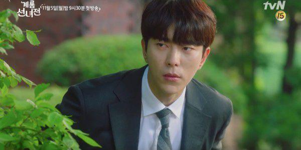 """Trong """"Kê Long Tiên Nữ Truyện"""": Nam chính Yoon Hyun Mingây hài nhất 6"""