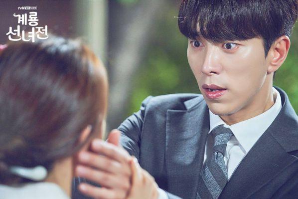 """Trong """"Kê Long Tiên Nữ Truyện"""": Nam chính Yoon Hyun Mingây hài nhất 8"""