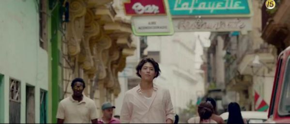 """Trong teaser của """"Boyfriend"""", kiểu tóc của Park Bo Gum giống bà thím quá! 1"""