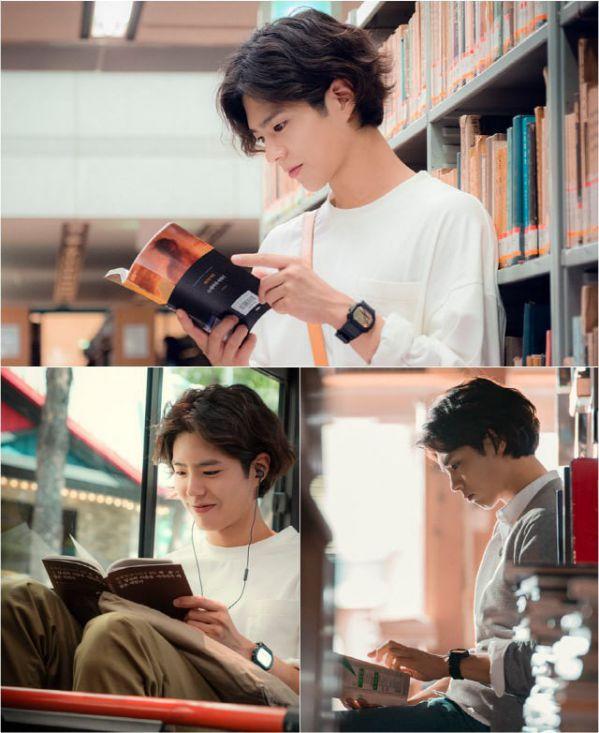 """Trong teaser của """"Boyfriend"""", kiểu tóc của Park Bo Gum giống bà thím quá! 3"""