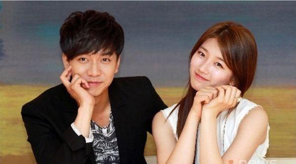 """""""Vagabond"""" lộ ảnh phim trường tình tứ của Suzy và Lee Seung Gi 8"""