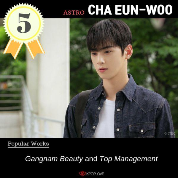 BXH 9 idol Hàn Quốc thành công với vai trò diễn viên nhất, họ là ai? 5
