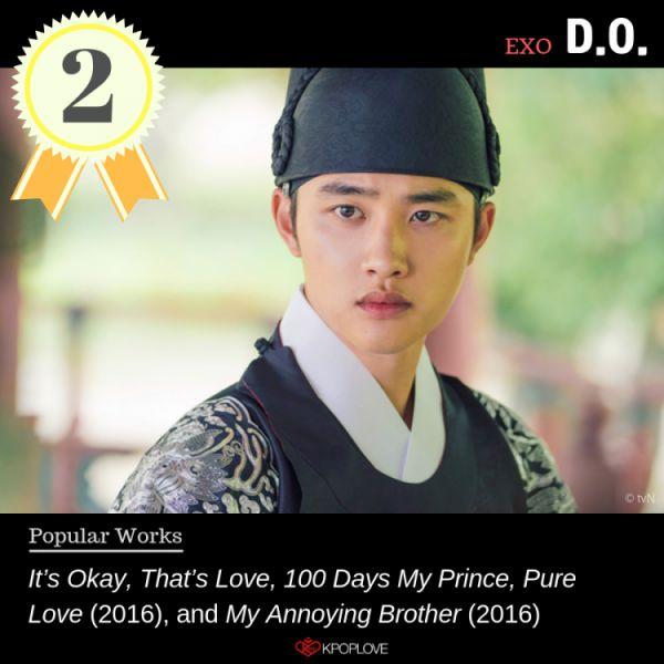 BXH 9 idol Hàn Quốc thành công với vai trò diễn viên nhất, họ là ai? 8