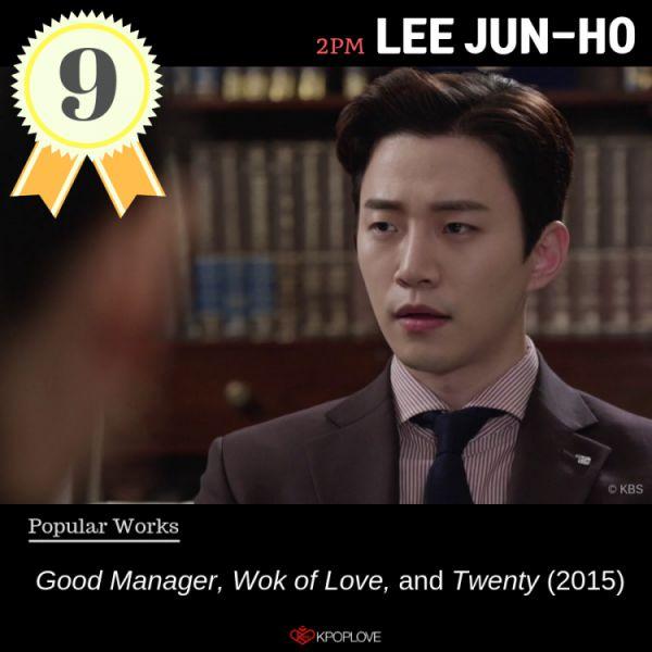 BXH 9 idol Hàn Quốc thành công với vai trò diễn viên nhất, họ là ai? 1