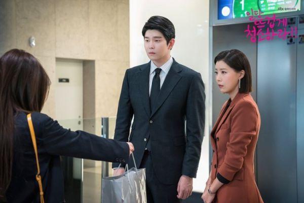 """""""Cô Tiên Dọn Dẹp"""" tung ảnh hậu trường đáng yêu của Kim Yoo Jung, Yoon Kyun Sang 17"""