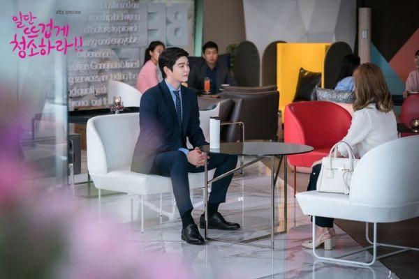 """""""Cô Tiên Dọn Dẹp"""" tung ảnh hậu trường đáng yêu của Kim Yoo Jung, Yoon Kyun Sang 20"""