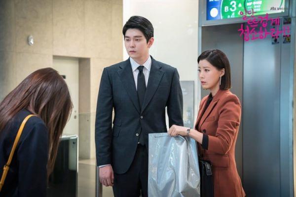 """""""Cô Tiên Dọn Dẹp"""" tung ảnh hậu trường đáng yêu của Kim Yoo Jung, Yoon Kyun Sang 21"""