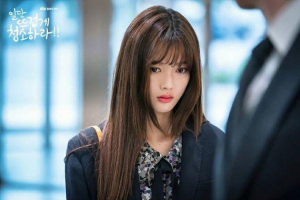 """""""Cô Tiên Dọn Dẹp"""" tung ảnh hậu trường đáng yêu của Kim Yoo Jung, Yoon Kyun Sang 22"""
