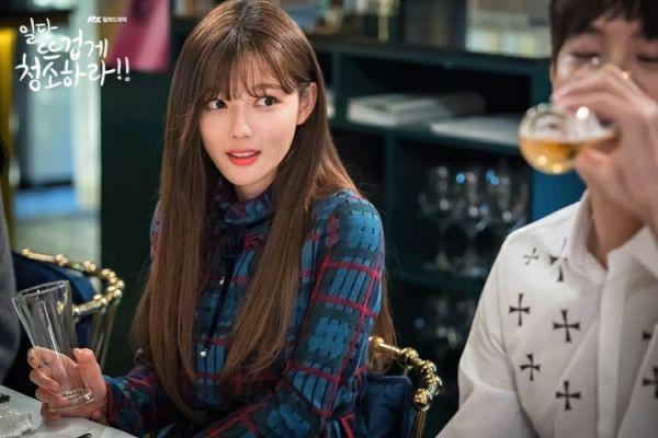 """""""Cô Tiên Dọn Dẹp"""" tung ảnh hậu trường đáng yêu của Kim Yoo Jung, Yoon Kyun Sang 26"""