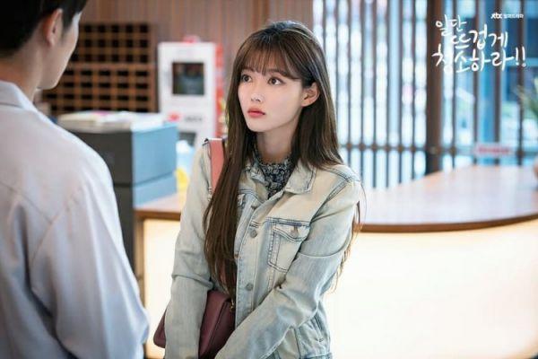 """""""Cô Tiên Dọn Dẹp"""" tung ảnh hậu trường đáng yêu của Kim Yoo Jung, Yoon Kyun Sang 31"""