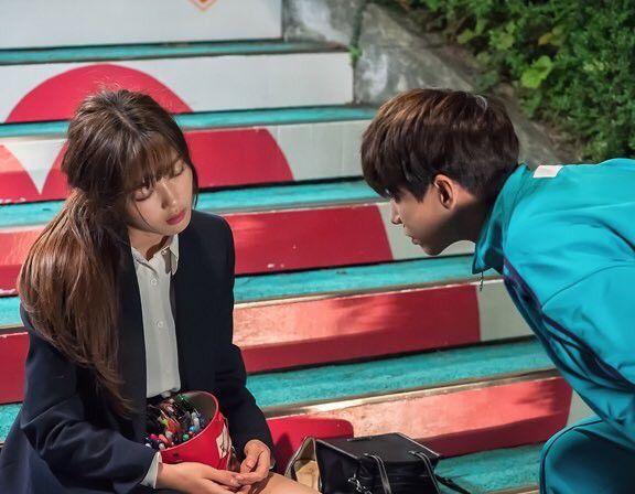 """""""Cô Tiên Dọn Dẹp"""" tung ảnh hậu trường đáng yêu của Kim Yoo Jung, Yoon Kyun Sang 33"""