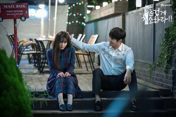 """""""Cô Tiên Dọn Dẹp"""" tung ảnh hậu trường đáng yêu của Kim Yoo Jung, Yoon Kyun Sang 36"""