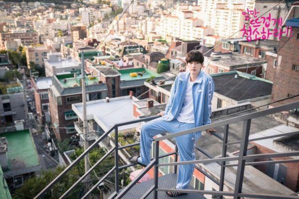 """""""Cô Tiên Dọn Dẹp"""" tung ảnh hậu trường đáng yêu của Kim Yoo Jung, Yoon Kyun Sang 39"""