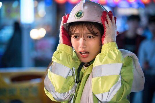 """""""Cô Tiên Dọn Dẹp"""" tung ảnh hậu trường đáng yêu của Kim Yoo Jung, Yoon Kyun Sang 4"""