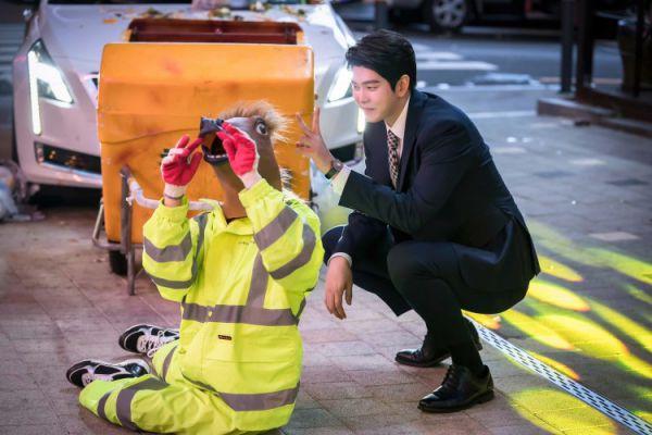 """""""Cô Tiên Dọn Dẹp"""" tung ảnh hậu trường đáng yêu của Kim Yoo Jung, Yoon Kyun Sang 6"""