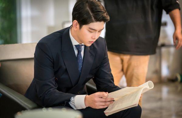 """""""Cô Tiên Dọn Dẹp"""" tung ảnh hậu trường đáng yêu của Kim Yoo Jung, Yoon Kyun Sang 7"""