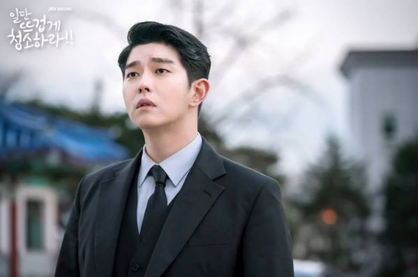 """""""Cô Tiên Dọn Dẹp"""" tập 7: Sun Kyun thấy Gil Oh Sol và Choi Kun vui vẻ với nhau 6"""