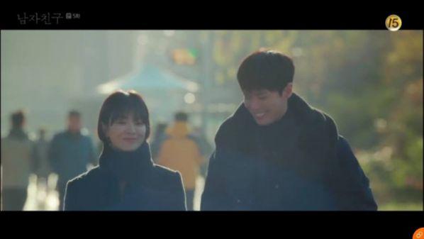 'Encounter' tập 5: Song Hye Kyo và Park Bo Gum xích lại gần nhau hơn 9