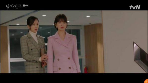 """""""Encounter"""" tập 6: Song Hye Kyo công khai yêu Bo Gum trước báo chí 13"""