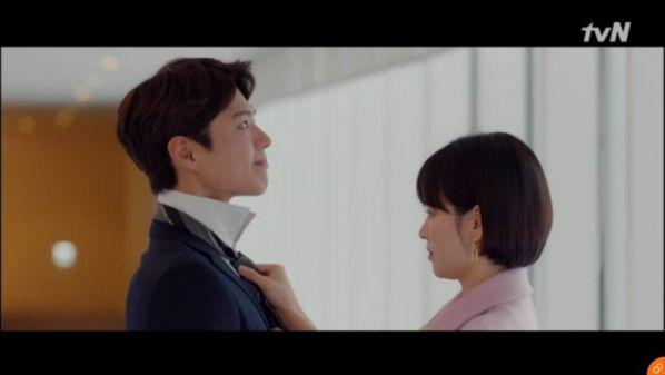 """""""Encounter"""" tập 6: Song Hye Kyo công khai yêu Bo Gum trước báo chí 15"""