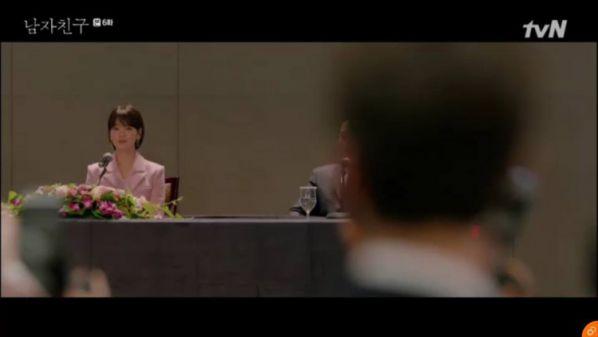 """""""Encounter"""" tập 6: Song Hye Kyo công khai yêu Bo Gum trước báo chí 20"""