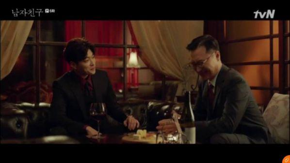 """""""Encounter"""" tập 6: Song Hye Kyo công khai yêu Bo Gum trước báo chí 5"""
