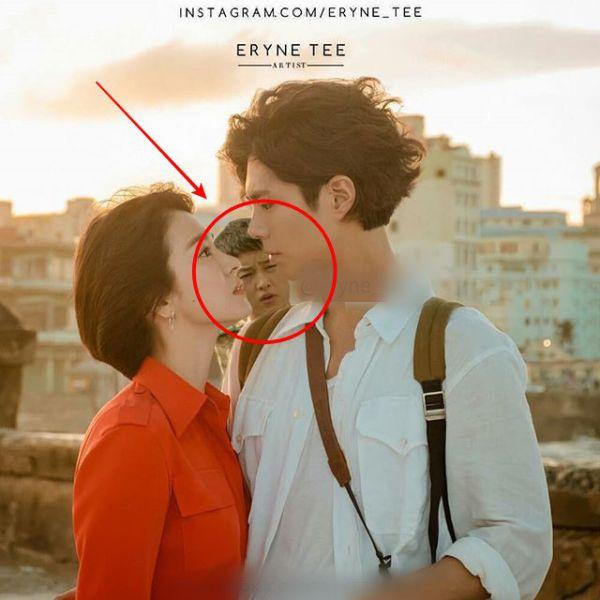 """""""Encounter"""" tập 8: Cảnh hôn ngọt, nóng bỏng giữa Jin Hyuk và Soo Hyun 4"""