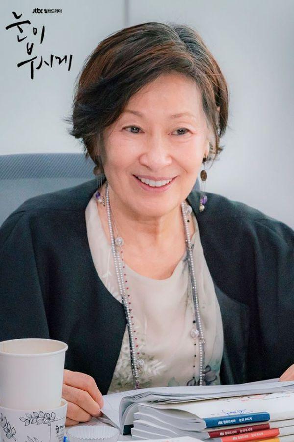 Hình ảnh buổi đọc kịch bản phim 'Dazzling' của Han Ji Min và Nam Joo Hyuk 7