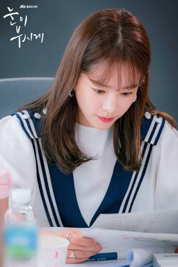 Hình ảnh buổi đọc kịch bản phim 'Dazzling' của Han Ji Min và Nam Joo Hyuk 8