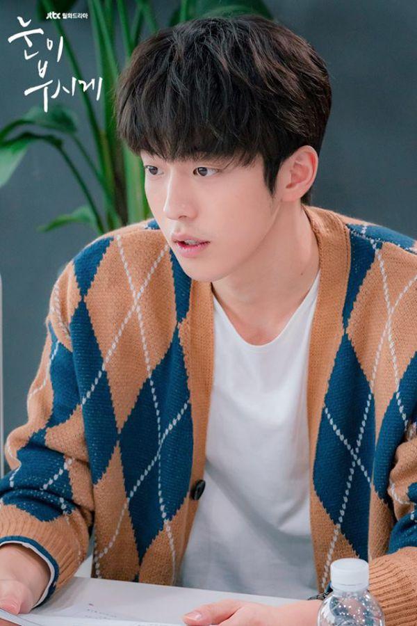 Hình ảnh buổi đọc kịch bản phim 'Dazzling' của Han Ji Min và Nam Joo Hyuk 9