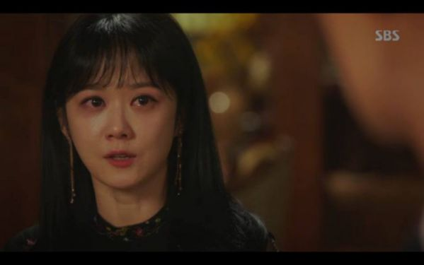 """""""Hoàng Hậu Cuối Cùng"""" tập 11,12: Jang Na Ra đau lòng, Jin Hyuk suýt chết 14"""