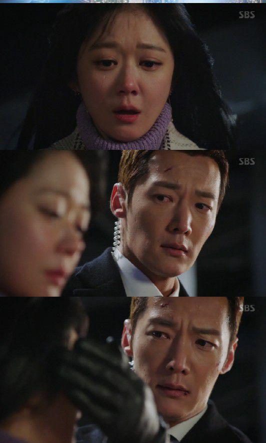 """""""Hoàng Hậu Cuối Cùng"""" tập 11,12: Jang Na Ra đau lòng, Jin Hyuk suýt chết 16"""
