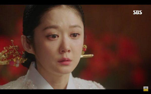"""""""Hoàng Hậu Cuối Cùng"""" tập 11,12: Jang Na Ra đau lòng, Jin Hyuk suýt chết 2"""
