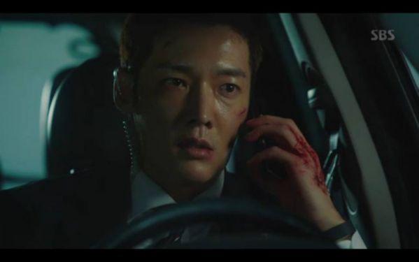"""""""Hoàng Hậu Cuối Cùng"""" tập 11,12: Jang Na Ra đau lòng, Jin Hyuk suýt chết 8"""