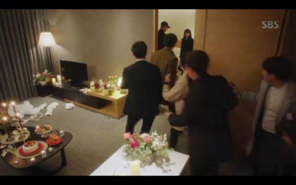 """""""Hoàng Hậu Cuối Cùng"""" tập 13, 14: Jang Na Ra bị vu oan tội ngoại tình 11"""