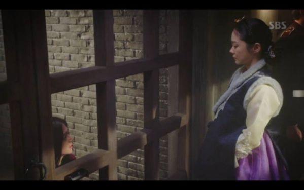 """""""Hoàng Hậu Cuối Cùng"""" tập 13, 14: Jang Na Ra bị vu oan tội ngoại tình 4"""