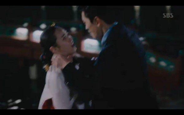 """""""Hoàng Hậu Cuối Cùng"""" tập 23, 24: Hoàng Đế Lee Hyuk ra tay giết Yoo Ra 12"""