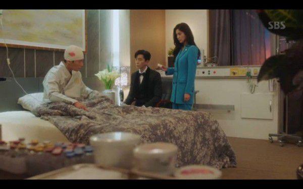"""""""Hoàng Hậu Cuối Cùng"""" tập 23, 24: Hoàng Đế Lee Hyuk ra tay giết Yoo Ra 3"""