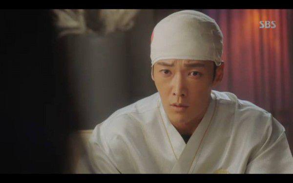 """""""Hoàng Hậu Cuối Cùng"""" tập 23, 24: Hoàng Đế Lee Hyuk ra tay giết Yoo Ra 6"""