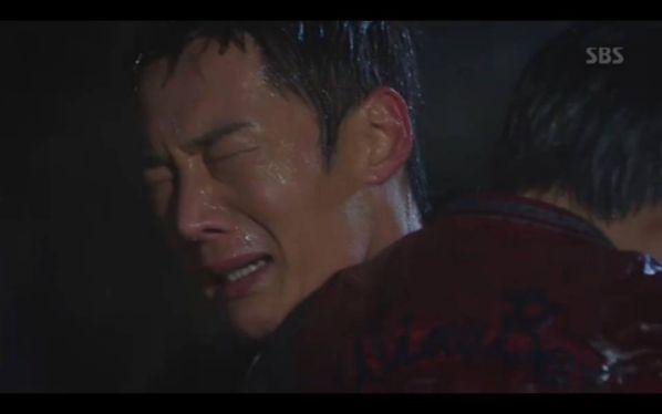 """""""Hoàng Hậu Cuối Cùng"""" tập 9, 10: Choi Jin Hyuk, Jang Na Ra đau khổ tột cùng 10"""