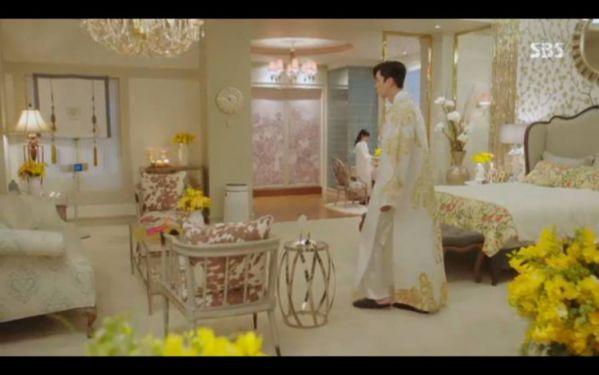 """""""Hoàng Hậu Cuối Cùng"""" tập 9, 10: Choi Jin Hyuk, Jang Na Ra đau khổ tột cùng 14"""